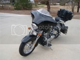 Removing baffles from Cobra Slip-ons | Honda VTX 1300 / VTX 1800
