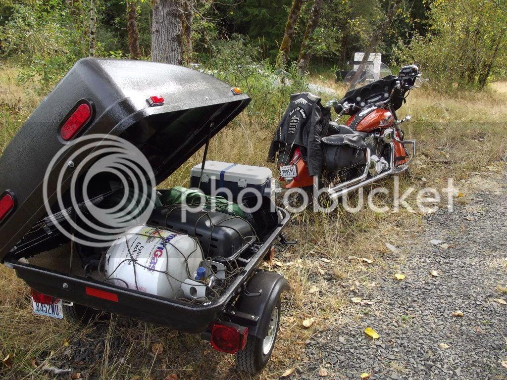 Camping with the x!!!   Honda VTX 1300 / VTX 1800