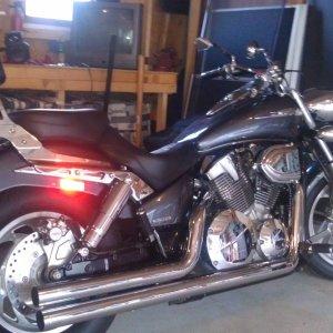 2005 VTX CUSTOM Bagger | Honda VTX 1300 / VTX 1800 Motorcycles Forum