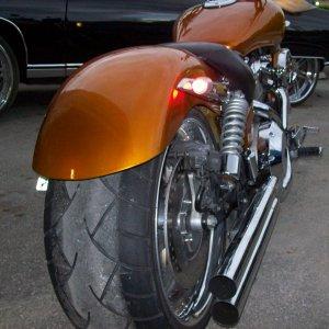 HONDA VTX 1800 5 INCH 240 STRETCH KIT | Honda VTX 1300 / VTX